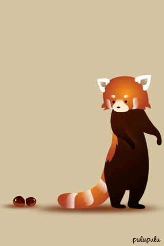 Panda roux archives pulupulupulupulu - Panda roux dessin ...