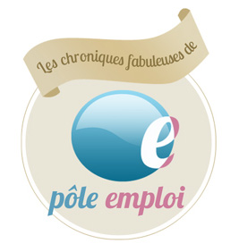 Logo Chroniques fabuleuses de Pole Emploi