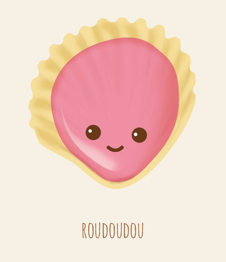 Roudoudou tout beau tout neuf